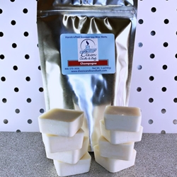 Champagne Scented Soy Wax Melts