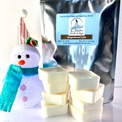 Gingerbread Cafe Scented Soy Wax Melts