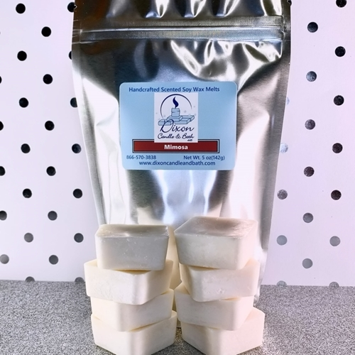 Mimosa Scented Soy Wax Melts