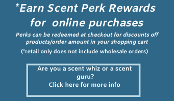 scent perks rewards loyalty program
